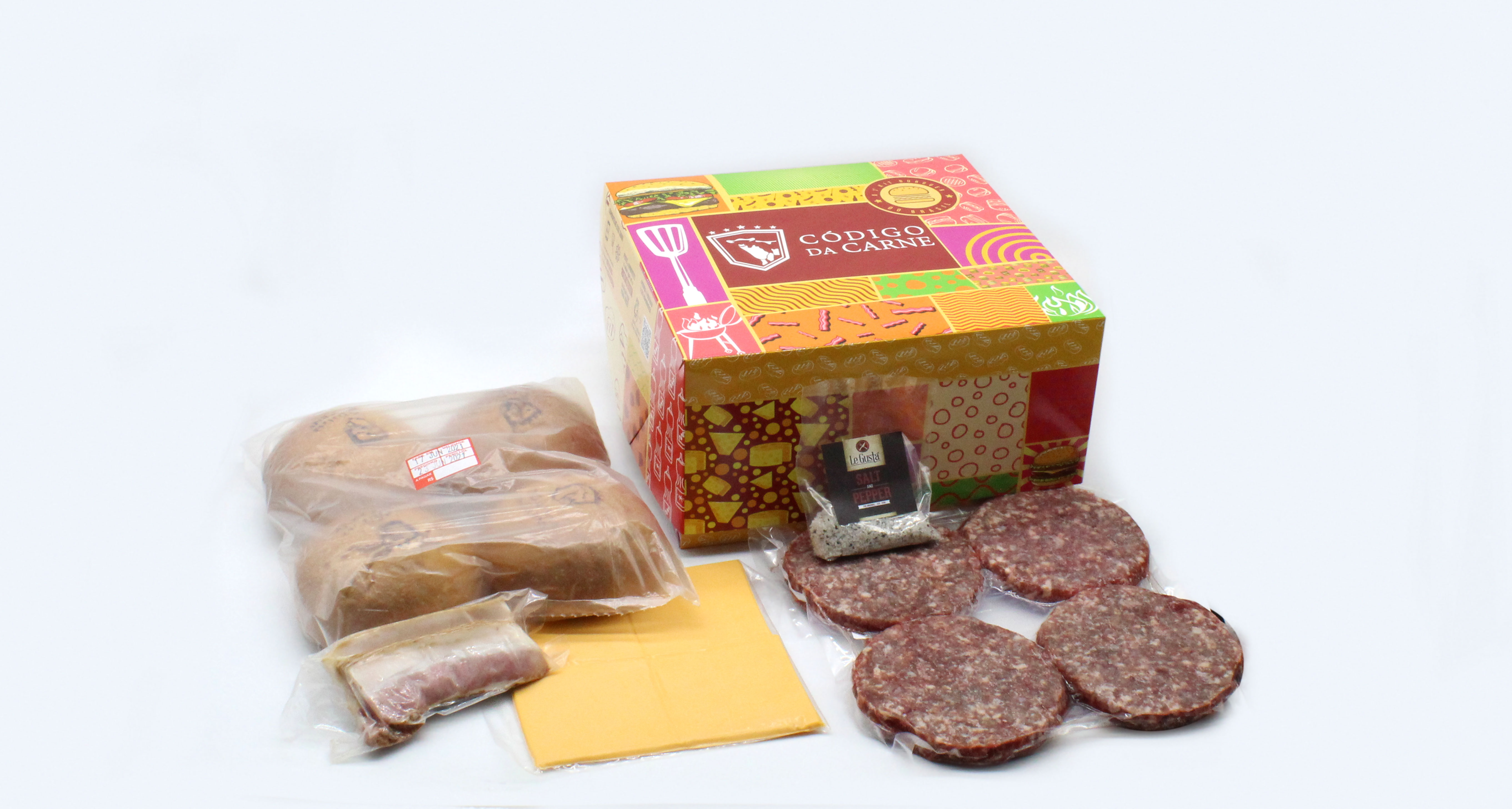 Paper packaging brings fun and information for food preparation